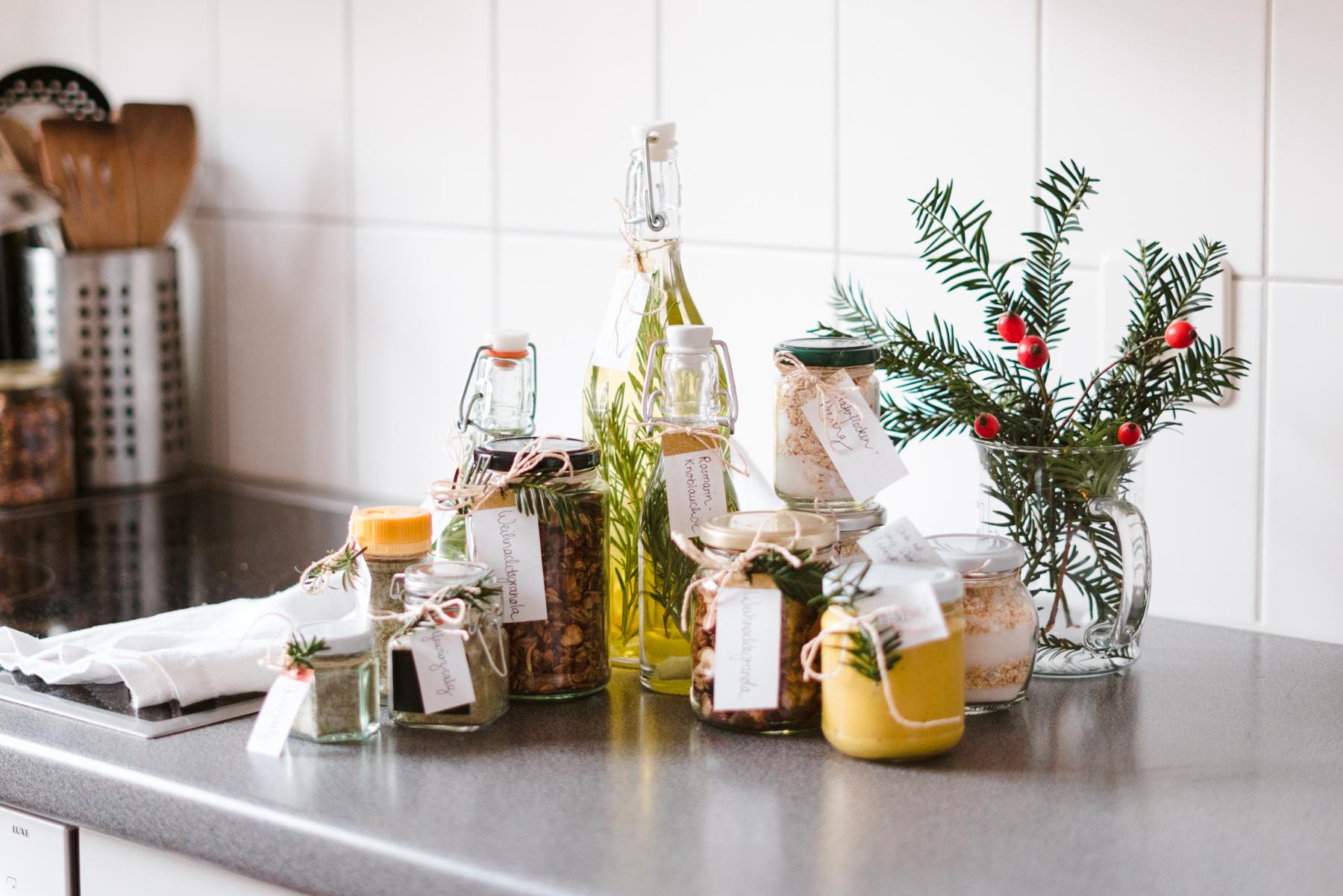 5 Nachhaltige Geschenke Zum Selbermachen Aus Der Kuche Urkraut